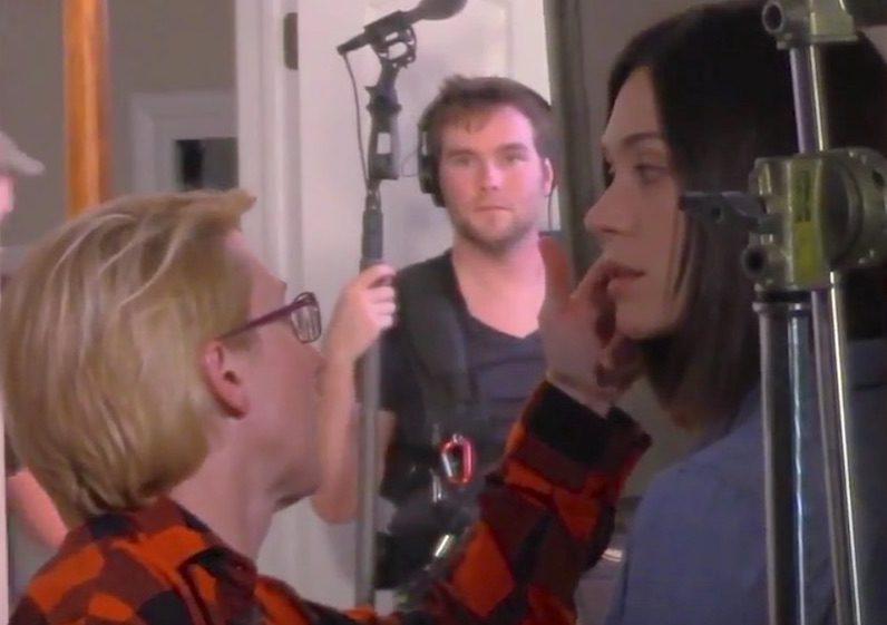 director fixes hair-crop